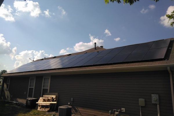 Lawrence IN 9.9kw Spice Solar Enphase