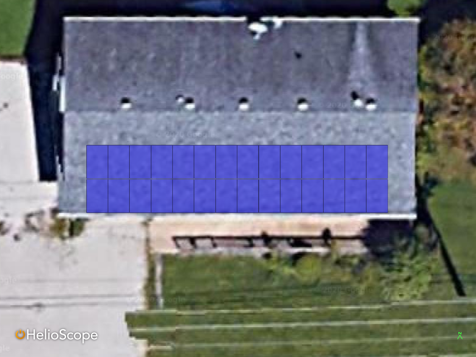 How many solar panels do I need for the square footage of my home?